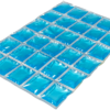 Flexible refrigerant mats in large